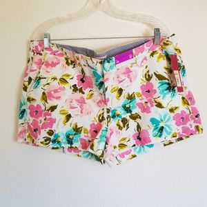 Merona Women's Floral Shorts